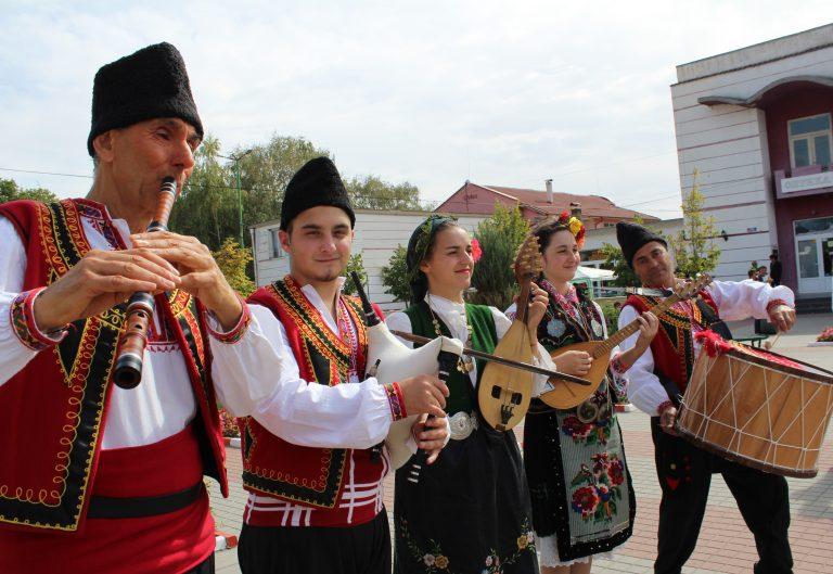 Instrumentalna grupa Srednogorci Pirdop