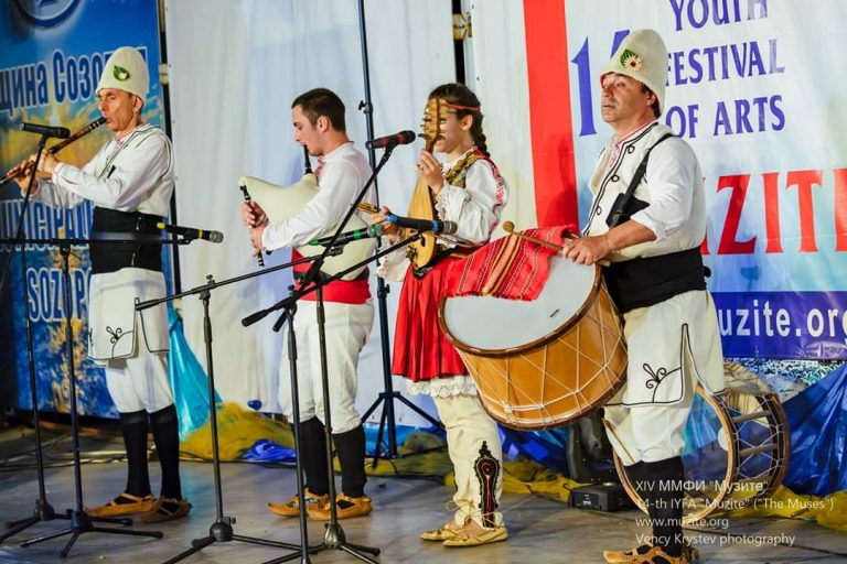 Instrumentalna grupa Srednogortsi-17