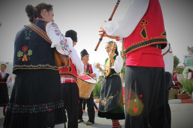 Instrumentalna grupa Srednogortsi-9