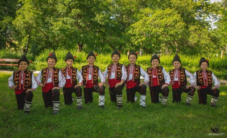 Detski tantsov sastav Srednogorche-42