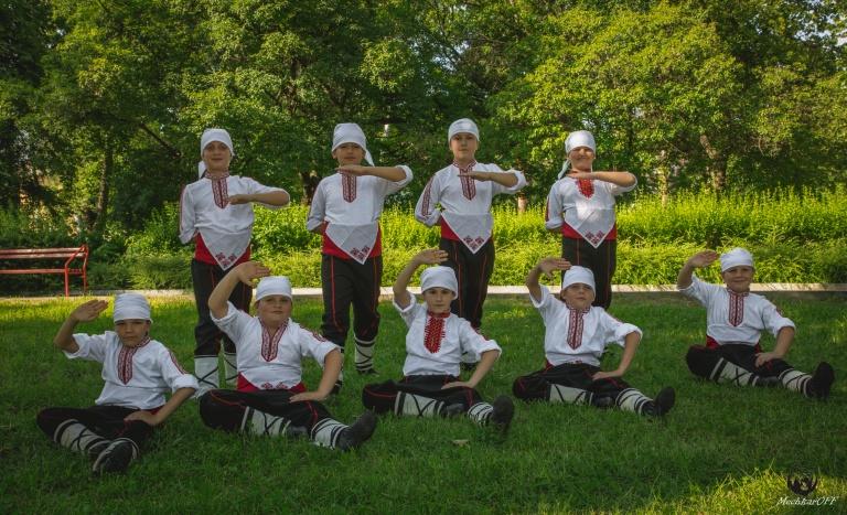 Detski tantsov sastav Srednogorche-39