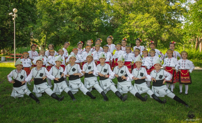 Detski tantsov sastav Srednogorche-34