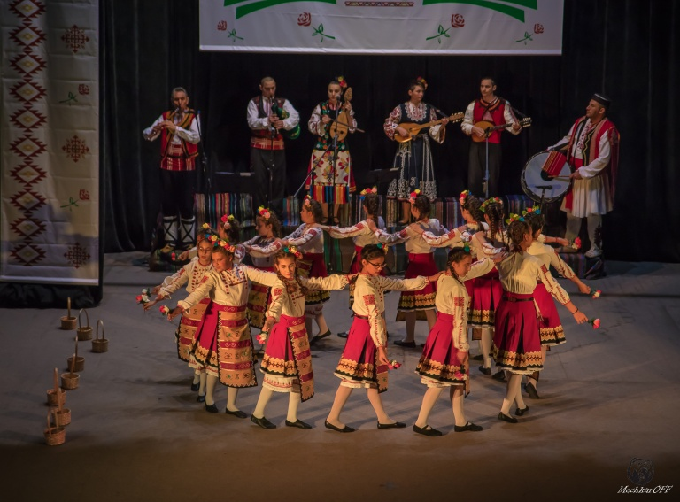 Detski tantsov sastav Srednogorche-18