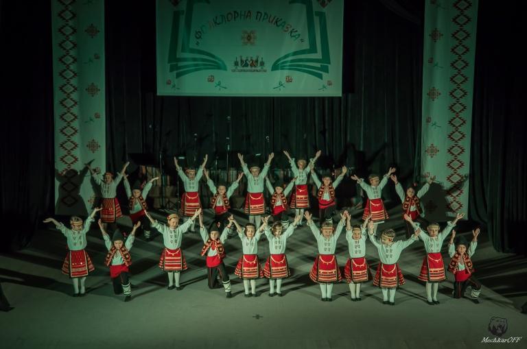 Detski tantsov sastav Srednogorche-17