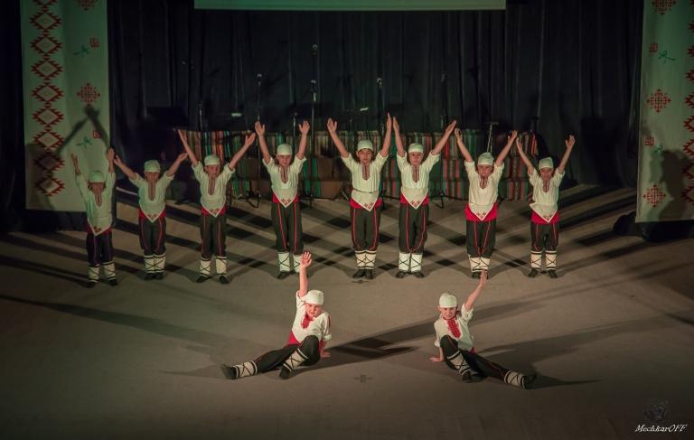 Detski tantsov sastav Srednogorche-16