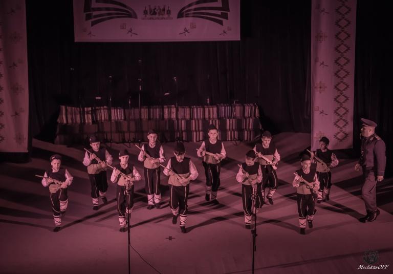 Detski tantsov sastav Srednogorche-15