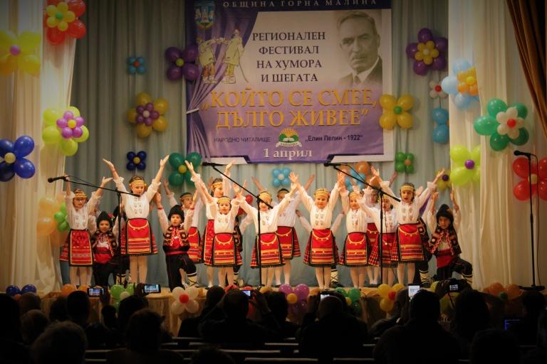 Detski tantsov sastav Srednogorche-22