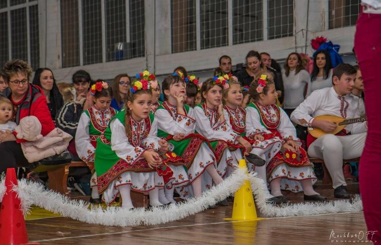 Detski tantsov sastav Srednogorche-12