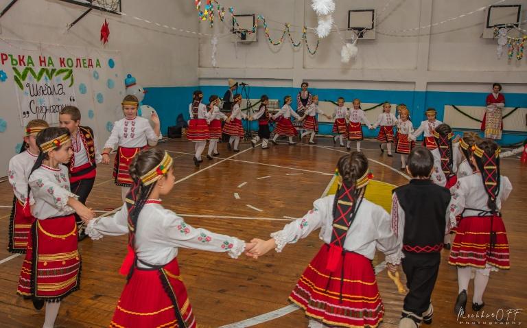 Detski tantsov sastav Srednogorche-10