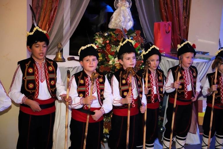 Detski tantsov sastav Srednogorche-14