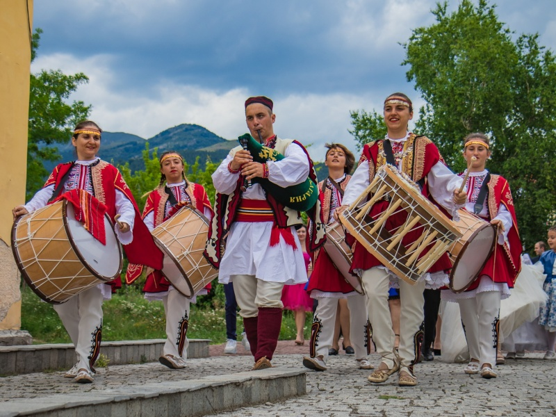 Svatba s folklorna programa ot Srednogortsi-27