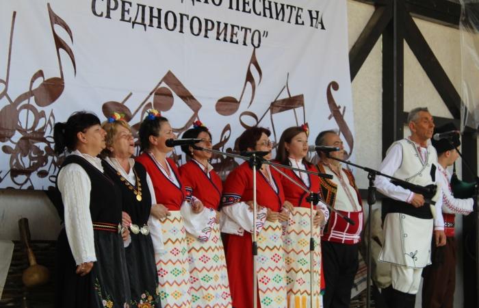 Vokalna grupa Srednogortsi-5