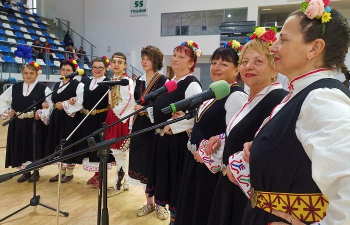 Vokalna grupa Srednogortsi-2