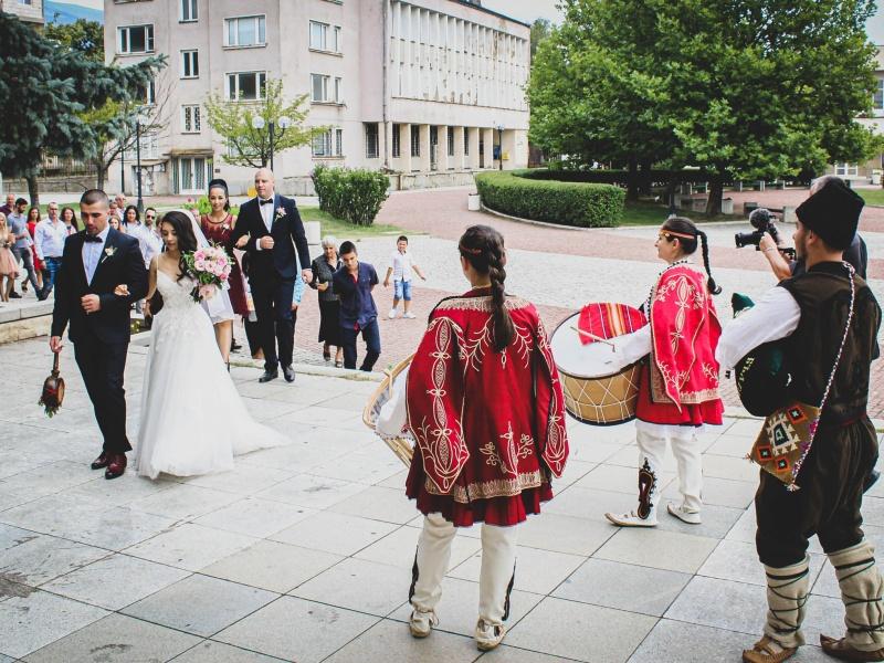 Svatba s folklorna programa ot Srednogortsi-3